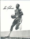1968 Baltimore Bullets NBA team 7 team issue cards  near mint Gus Johnson