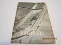 Denver Broncos 1961 Football TV Media Press Guide em - bx ft pro afl