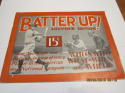 1936 Batter Up Yearbook Boston Red Sox Team Baseball rosters Babe Ruth Lou Gehrig