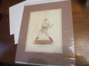 Original 1912 S110 Helmar Tobacco Silk Premium Baseball Christy Mathewson size of t-3