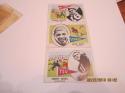 1961 Football Nu-cards 80 card complete set Ernie Davis em/nm