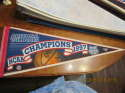 1997 Arizona NCAA Basketball Final Four Champions Pennant