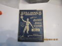 1912-1913 Spalding Basketball Guide