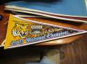 2003 LSU National champions football pennant