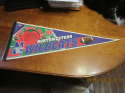 1996 Northwestern Wildcats Rose Bowl Full Size pennant