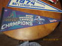 2001 Arizona Diamondbacks national league champions pennant