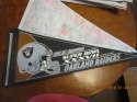 2002 AFC Champions Oakland Raiders SBXXXVII Pennant bx2