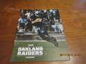 1968 Oakland Raiders Football Yearbook em  bxftmisc