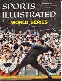 Sept 30 1957 World Series no label Sports Illustrated SI60-61