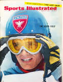March 27 1967 Jean Claude Killy Sports Illustrated SI66-69 No Label