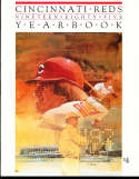 1985 Cincinnati Reds nm Baseball Yearbook yb6
