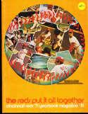 1971 Cincinnati Reds em Baseball Yearbook yb6