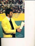 1981 Pitt Pittsburgh Football Media Press guide CFBmg14