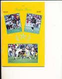 1986 Baylor Football Media Press guide CFBmg13