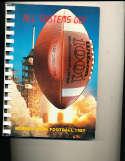 1987 TCU Texas Christian Football Media Press guide CFBmg13
