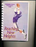 1988 TCU Texas Christian Football Media Press guide CFBmg13