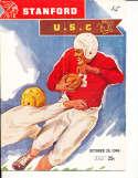 1946 10/26 Stanford vs USC football program usc5
