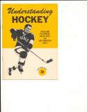 1961 San Francisco Seals Understanding Hockey booklet union oil 76