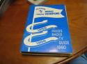 1960 Baltimore Colts Football Press media Guide  nm  bx fg1