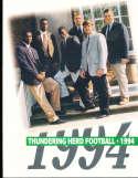 1994 Marshall University football Guide a6 bx66