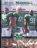 2007 Marshall University football Guide a6 bx66