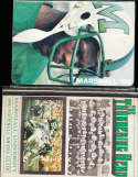 1980 Marshall University football Guide (only listed) a6 bx66