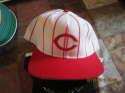 Cincinnati Reds stripes new era  baseball cap