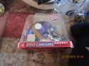 St. Louis Rams 2000 chrome mini helmet unopen