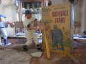 1962 Harmon Killebrew Twins Hartland Baseball Statue & Box