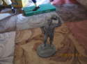 Lou Gehrig 1979 Pewter statue complete em Signature Minatures