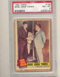 1962 Topps #136 Babe Ruth CARD PSA 8 NM