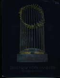 2010 New York Yankees Yearbook nm   bxy3