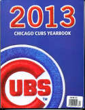 2013 chicago Cubs Yearbook nm   bxy3