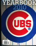 2010 chicago Cubs Yearbook nm   bxy3