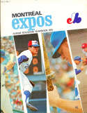 1970 Montreal Expos Baseball Yearbook em vol 2 #1