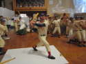 original 1958 - 1962 Ted Williams Red Sox Hartland statue
