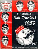 Cincinnati Reds 1959 Yearbook em