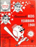 Cincinnati Reds 1960 Yearbook em