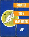 Pittsburgh Pirates 1955 Yearbook em