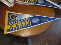 St. Louis Rams Superbowl XXXIV champions Pennant nm