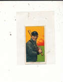 1912 T206 piedmont tobacco card wilson Pittsburgh Pirates creased vg