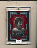 2015 Bobby Orr Signed Upper Deck master collection red 17/20