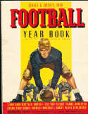 1940 Street & Smith College Football Annual Yearbook Guide