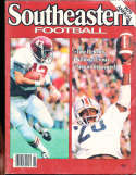 1979 SEC Southeastern Conference alabama Athlon National College Football Annual Yearbook Guide