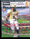2007 SEC Southeastern Conference Joe Burnett UCF Athlon National College Football Annual Yearbook Guide