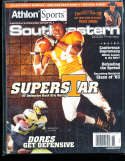 2008 SEC Southeastern Conference Tennessee Athlon National College Football Annual Yearbook Guide