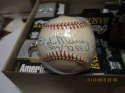 Eddie Murray #504/3255 Signed OAL Budy Baseball mint