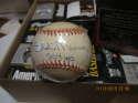 Eddie Murray #504 hrs Signed OAL Baseball mint
