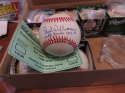 Dick Williams World Series 1972-3 Signed OAL baseball ball nm