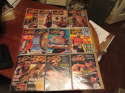 1995 Ring Magazine nice condition 12 issues full year em/nm